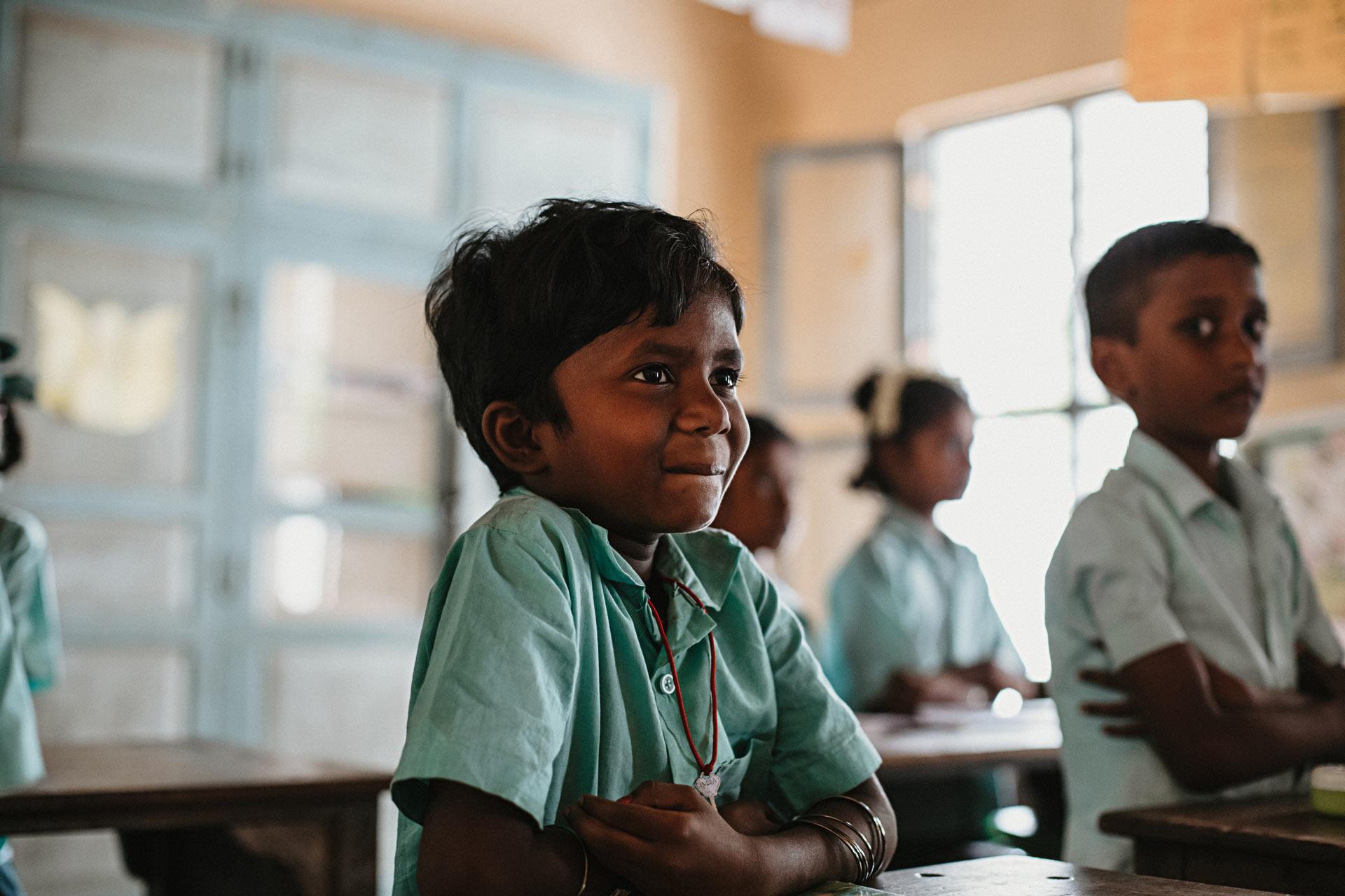 Dokumentation Mädchenschule Indien Patrizia Children Foundation