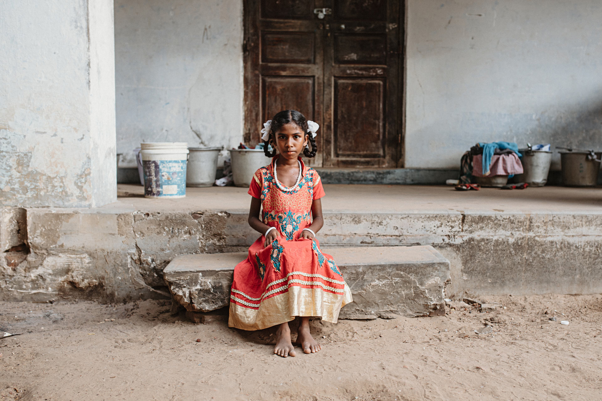 Dokumentation Mädchenschule IndienPatrizia Children Foundation