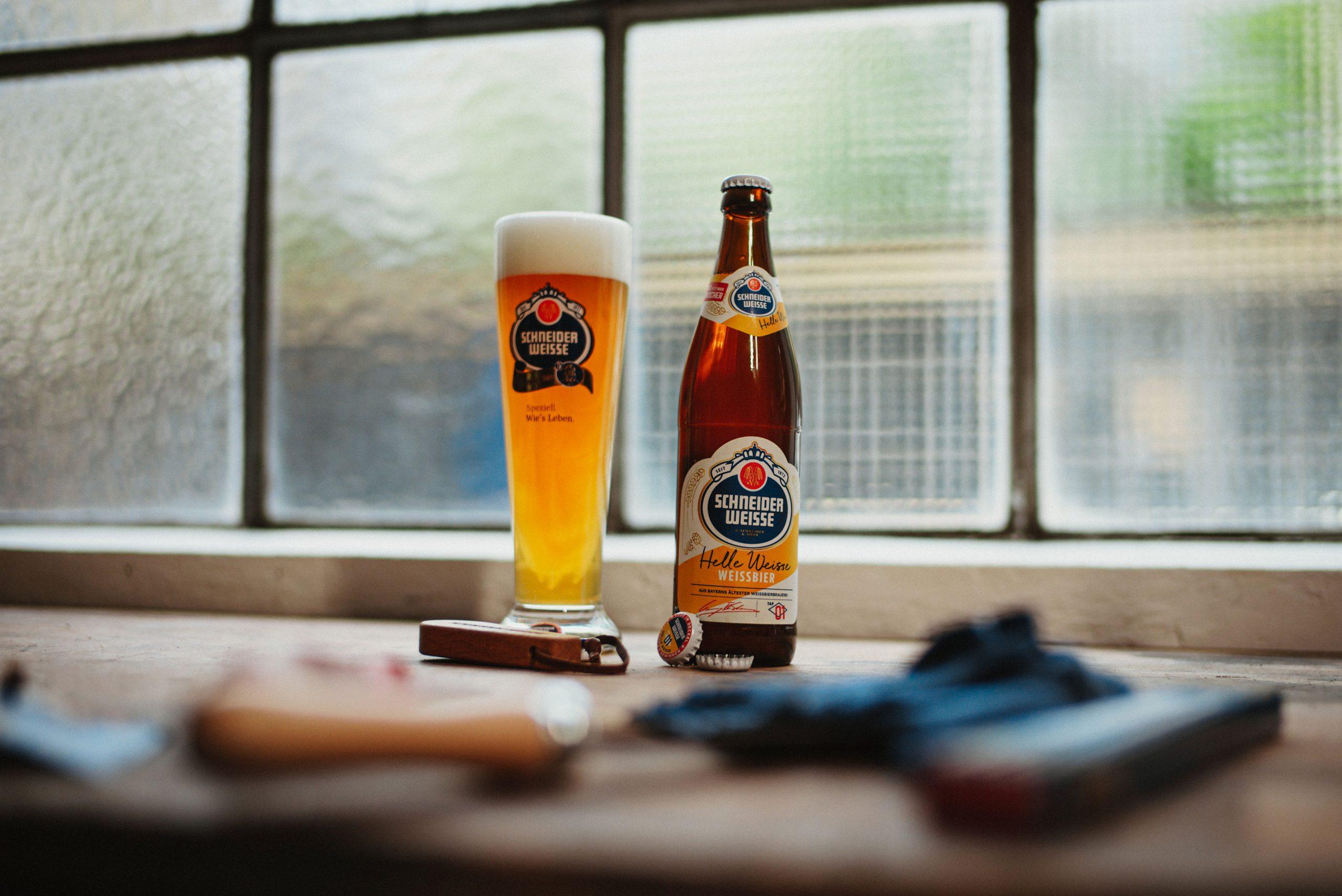 Gewinnspiel Schneider Weisse x Bier