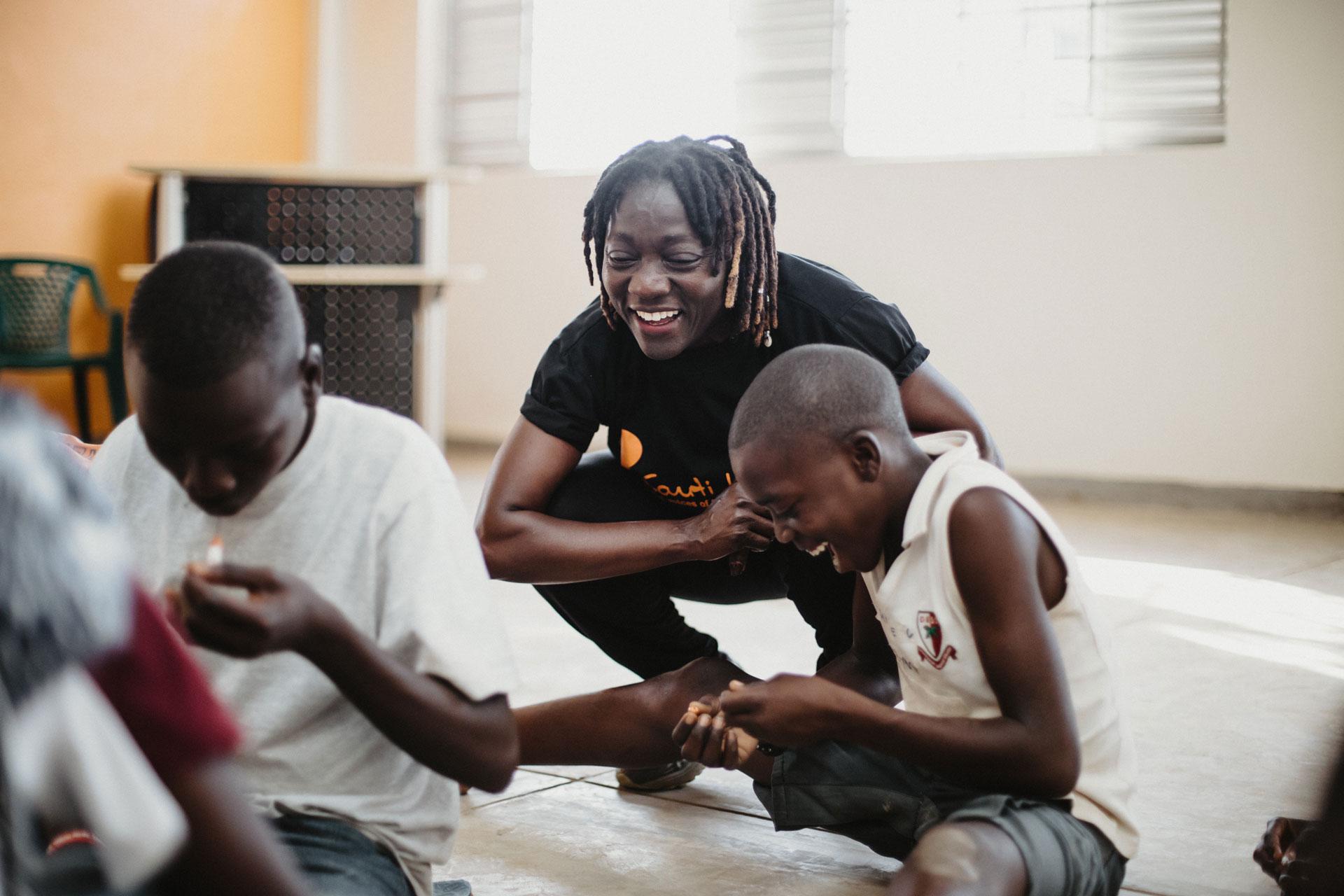 Obama Stiftungsprojekt in Kenya für die Patrizia Children Foundation